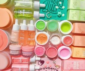 makeup, colourpop cosmetics, and breakfast studios image