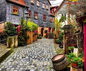 rustic, furth, and germany. image
