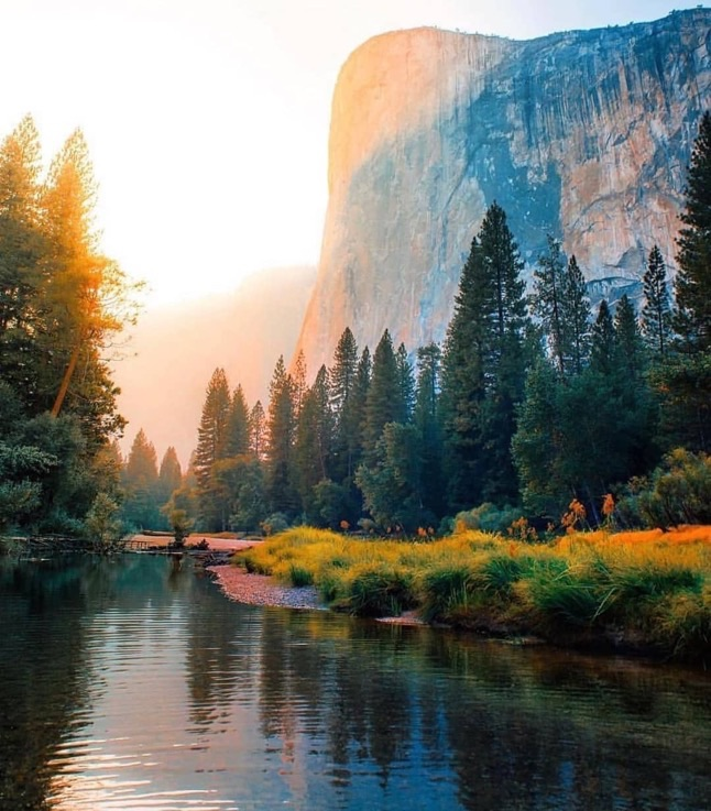 landscape, nature, and hikes image