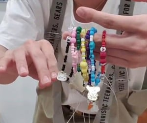 bracelet and hoseok image
