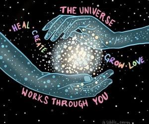 create, grow, and heal image