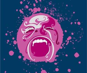 illustration, scream, and alessandro pautasso image