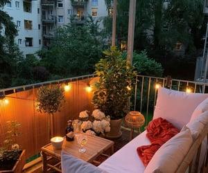 balcony and home image