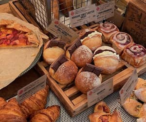 sweet, yummy, and croissant image