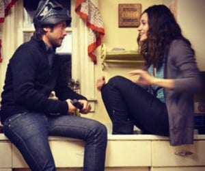 emmy rossum, jimmy lishman, and justin chatwin image