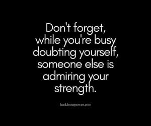 motivational quotes, backbone power, and inspirational quotes image