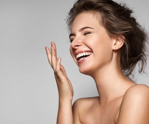 beauty, laser, and laser treatment image