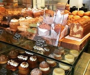 aesthetic, background, and bakery image