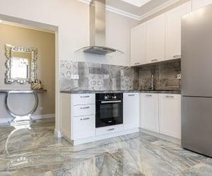 bathroom, garden, and home design image