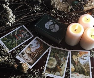 magie, witch, and witchcraft image