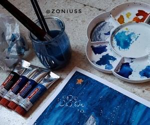 art, arte, and ballena image