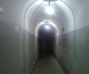 abandoned, creepy, and dark image