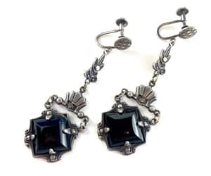 etsy, antique jewelry, and art deco jewelry image