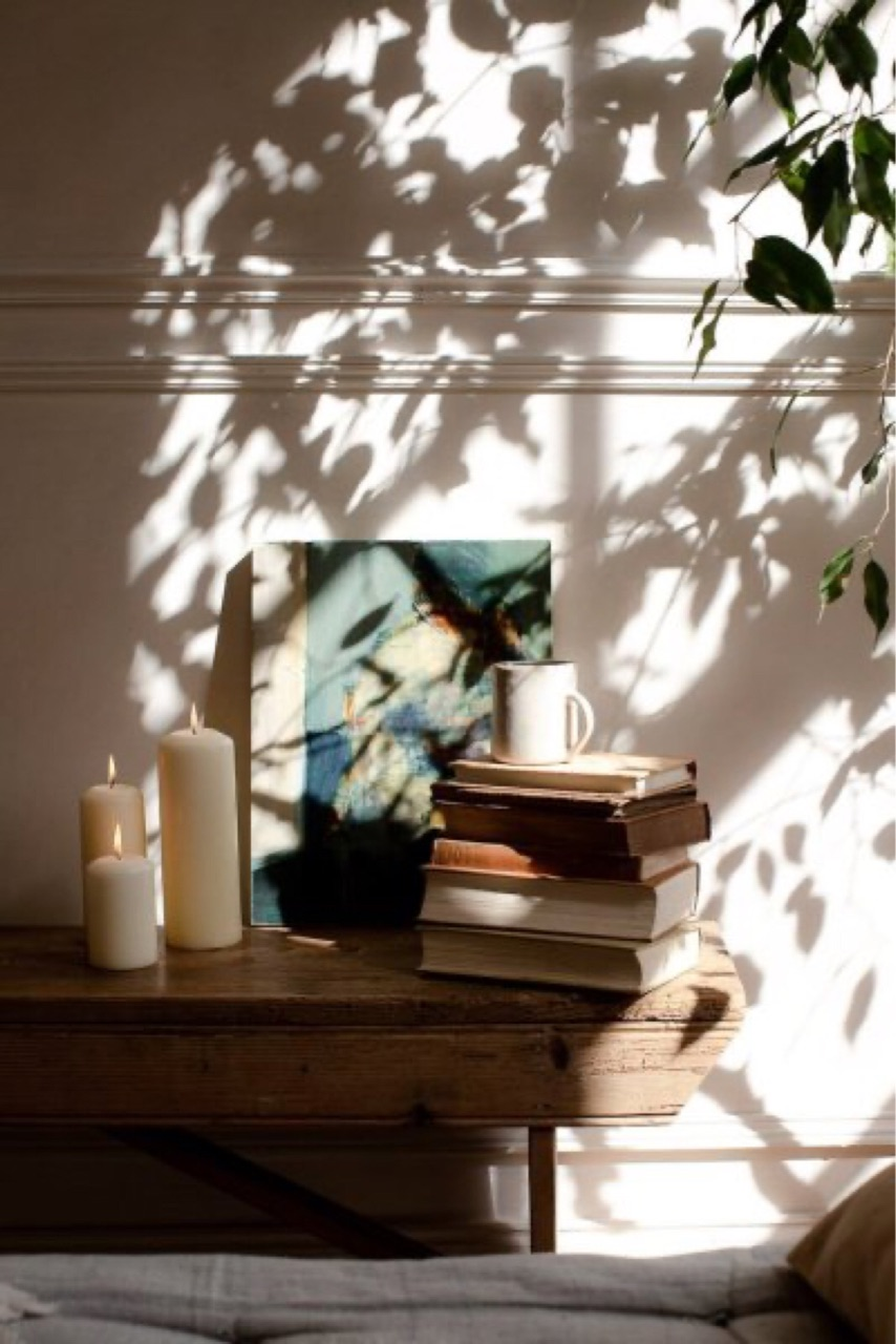 book, home, and photography image