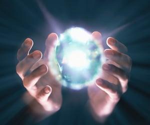energie, energy, and spiritual image