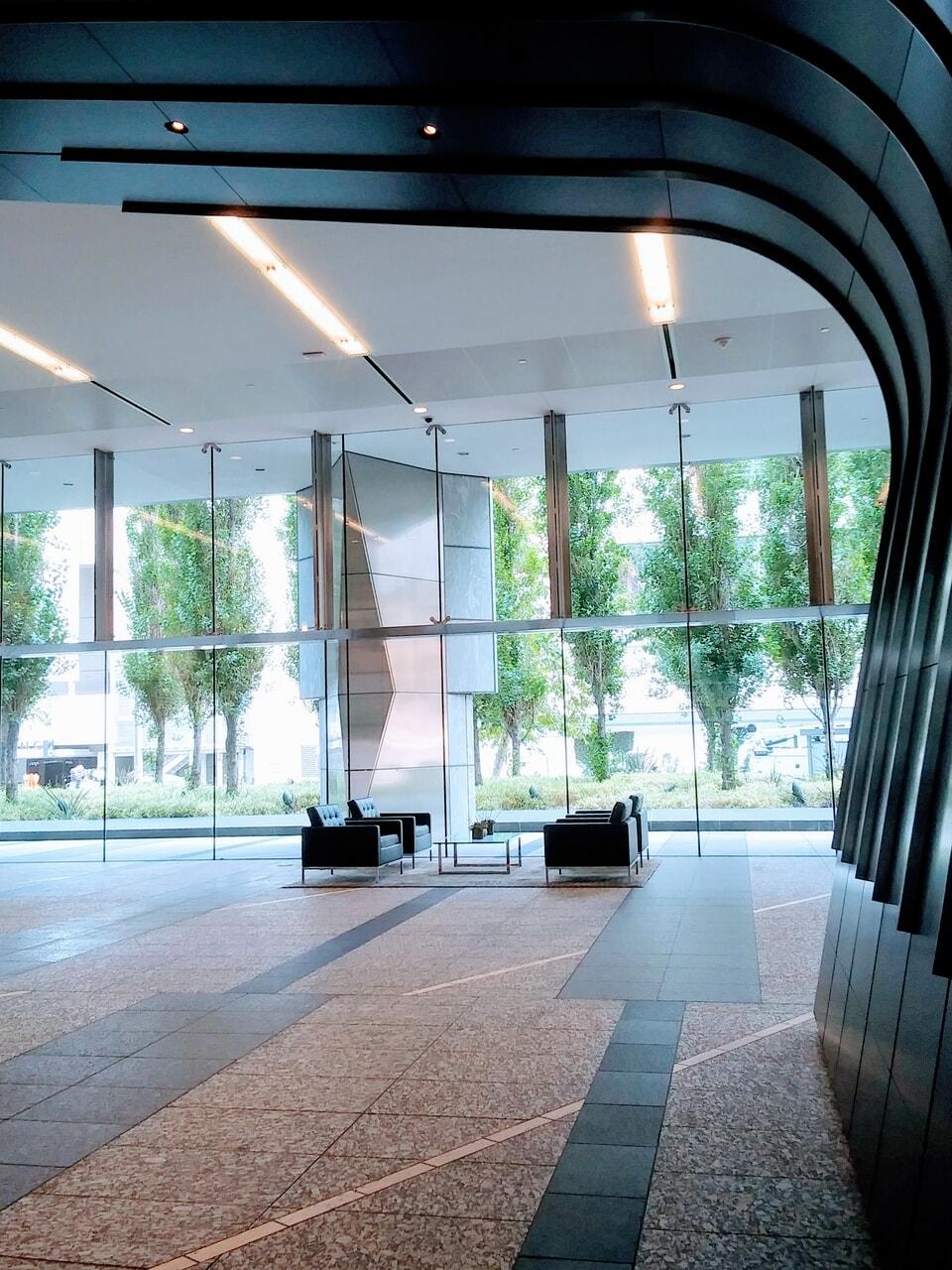 lobby, corporateamerica, and wfww image