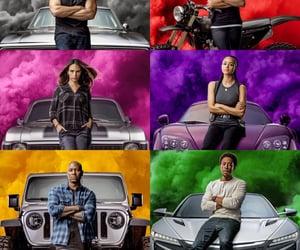 Action, Vin Diesel, and nathalie emmanuel image
