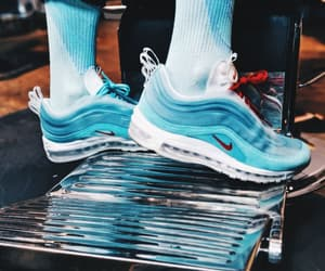 running shoes, nike shoes, and nike air max image