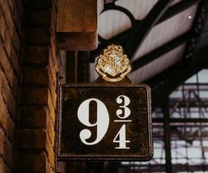 harry potter, harrypotter, and hogwarts image