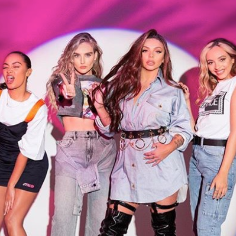 article and little mix tag image