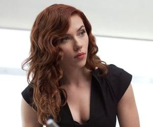 beautiful, Marvel, and black widow image