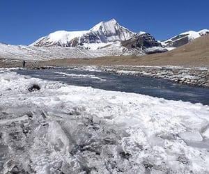 adventure, nepal, and trekking in nepal image