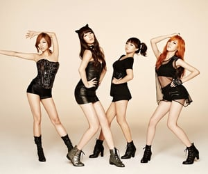 min, miss a, and meng jia image