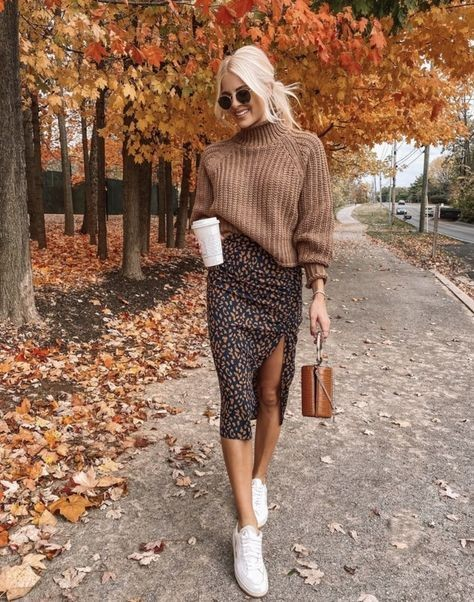 fashion, style, and fall image
