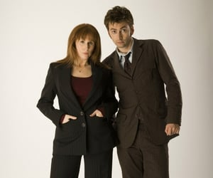 eleventh doctor, david tennant, and doctor who image