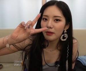 kpop, jiwon, and fromis image