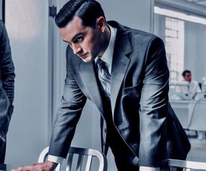actor, celeb, and suit image