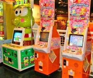 fun, arcades, and games image