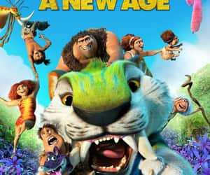 full movie free, full eng dub, and the croods: a new age image