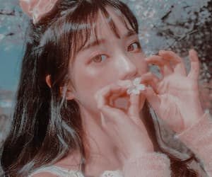 girls, aesthetic, and korean image