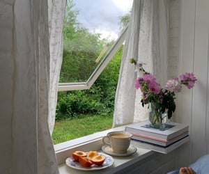 bedroom, countryside, and home image