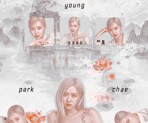 edits, kpop edits, and rose edits image