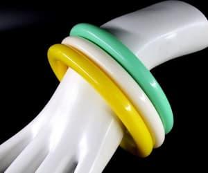 etsy, summer bracelets, and vintage bracelets image
