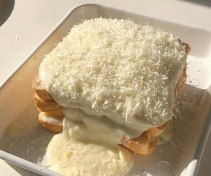 food, cake, and cream image