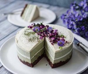 cake, cheesecake and vegan