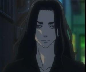 baji, anime, and tokyo revengers image