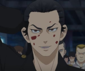 anime, handsome, and tokyo revengers image