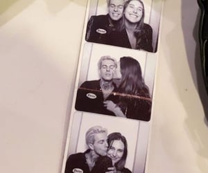 jesse rutherford, devon lee carlson, and couple image