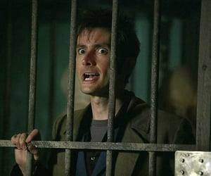 david tennant, doctor who, and dw image