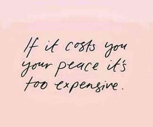 quotes, peace, and words image