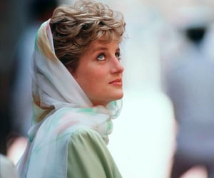 princess diana, aesthetic, and article image