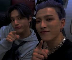 kpop, fyp, and kimhongjoong image
