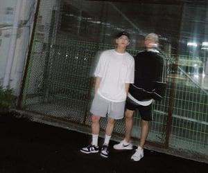 Seventeen, joshua hong, and lee seokmin image