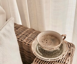 beige, coffee, and drinks image