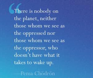 author, to wake up, and buddhism image