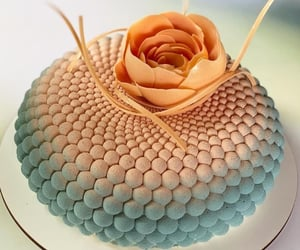 cakes, comida, and delicioso image